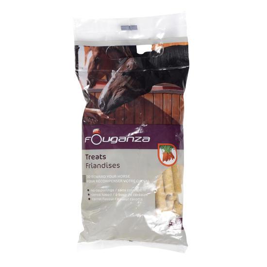 Paardensnoepjes Fougatreats appel - 1 kg - 659838