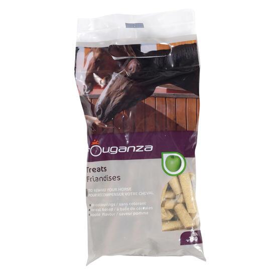Paardensnoepjes Fougatreats appel - 1 kg - 659841