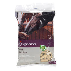 Paardensnoepjes Fougatreats appel 3kg