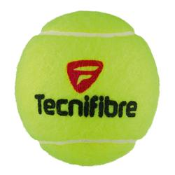 tennisballen tecnifibre X one 4 stuks - 660977