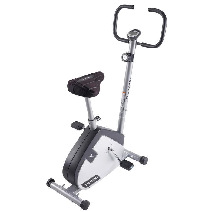 Couvre selle pour vélo d'appartement Domyos - 661024