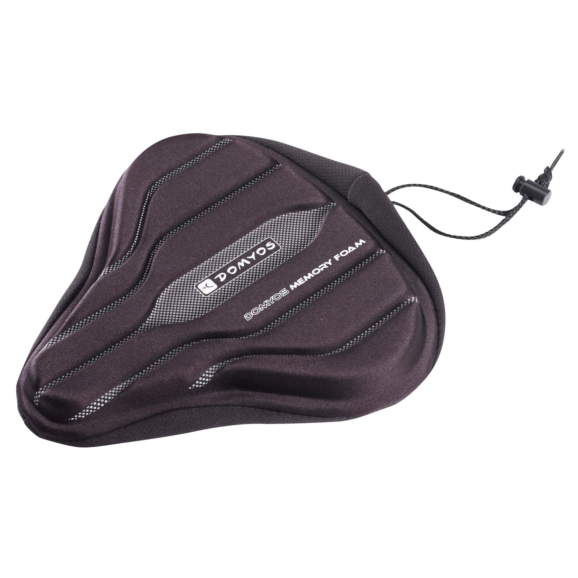 Couvre selle pour v lo d 39 appartement domyos domyos by - Petit trampoline decathlon ...