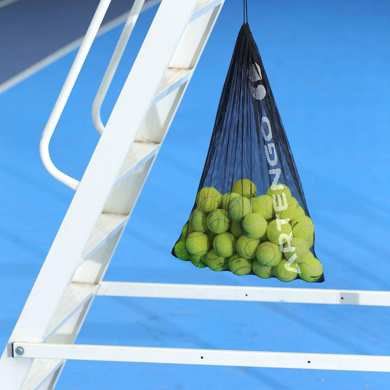 Tīkls 60 tenisa bumbām