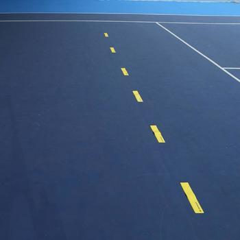 Spielfeldbegrenzugen Hütchen für Tennisplätze im 6er Pack