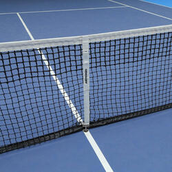 Regelaar voor tennisnet wit - 661116