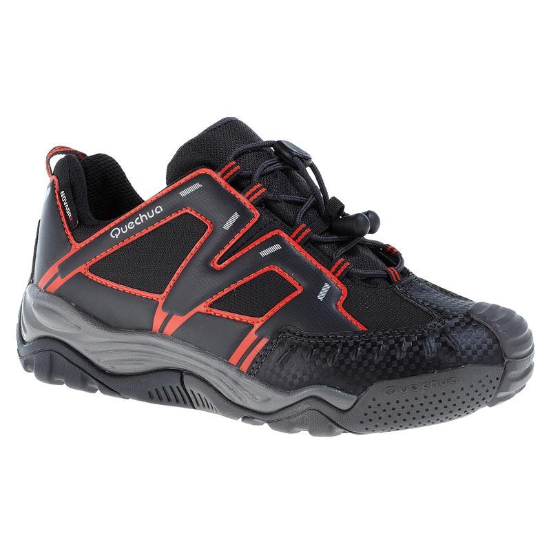 Quechua Crossrock Children's Waterproof Hiking Shoes
