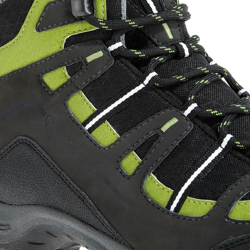 Chaussure Randonnée Quechua Arpenaz 100 Mid Homme Imperméable