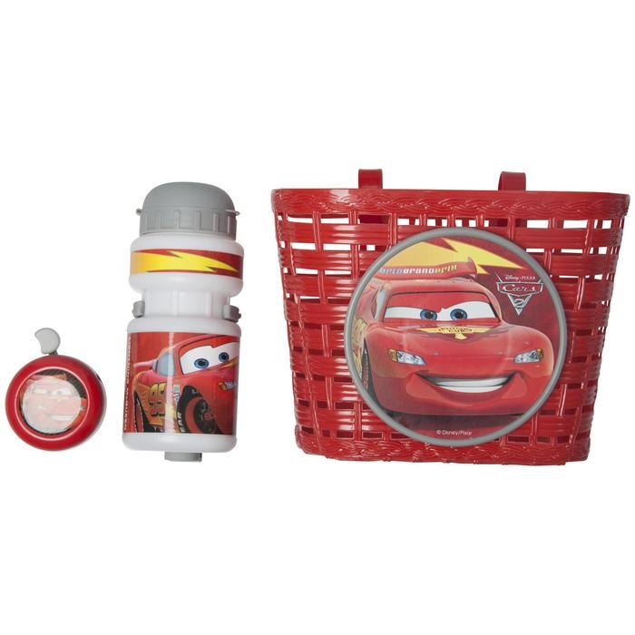Fietsset voor kinderen Cars