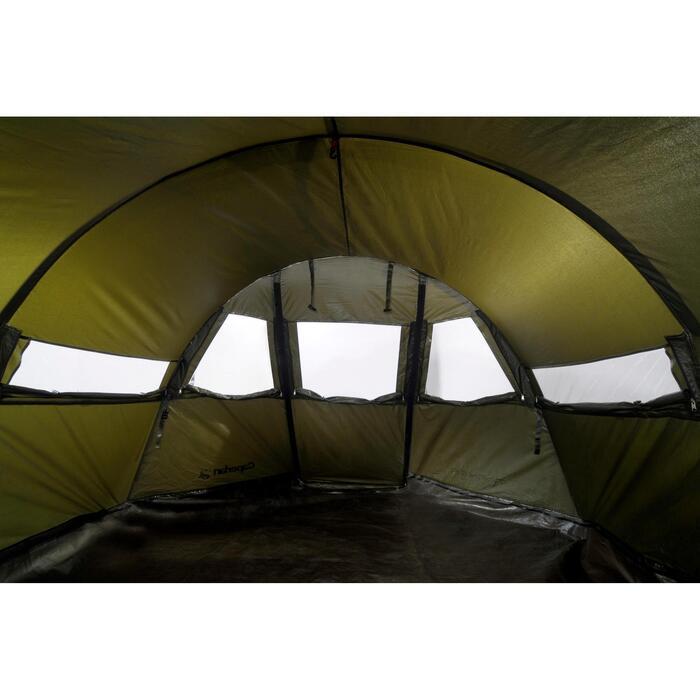 Karpertent Tanker frontview karper shelter