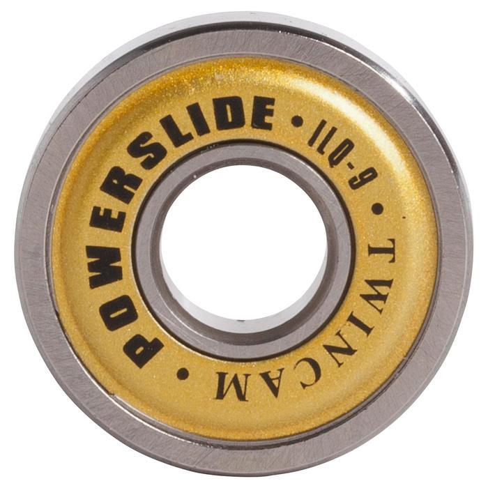 Set 16 roulements roller skateboard trottinette TWINCAM POWERSLIDE ABEC 9 - 664256