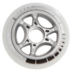 4 roues roller adulte POWERSLIDE INFINTY 90mm 85A blanches