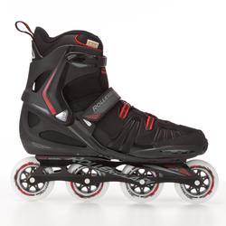 Fitness skates Rollerblade XL voor volwassenen zwart - 665031