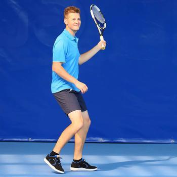 Herenshort Essentiel marineblauw 100 tennis/badminton/tafeltennis/padel/squash - 665939