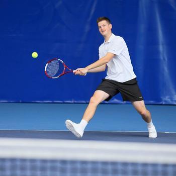 Herenshort Essentiel marineblauw 100 tennis/badminton/tafeltennis/padel/squash - 665942
