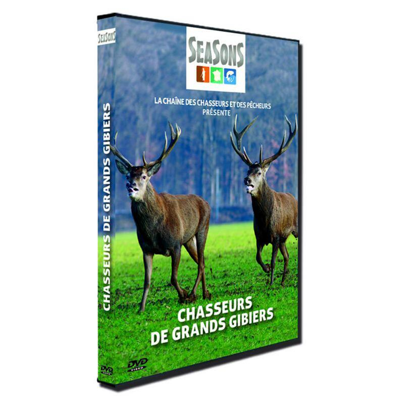 DVD chasse Seasons chasseurs de grand gibiers