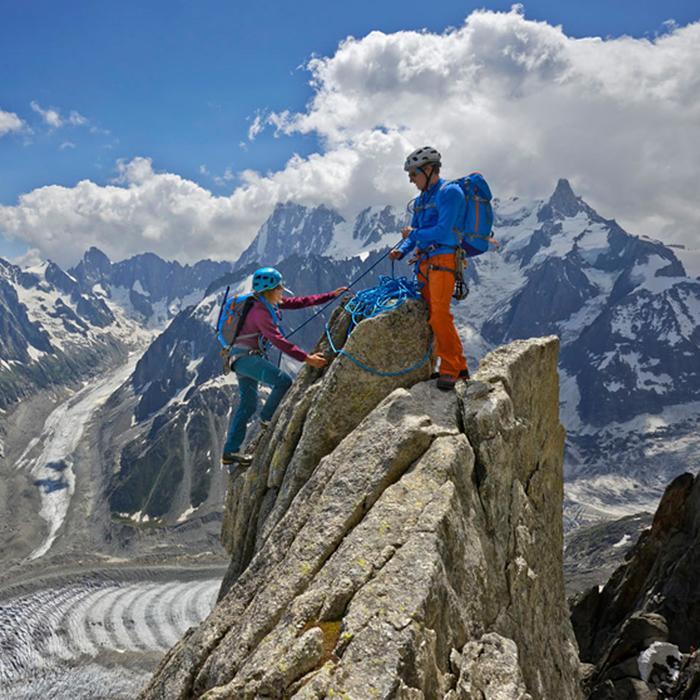 Mochila de alpinismo JORASSES 40 L