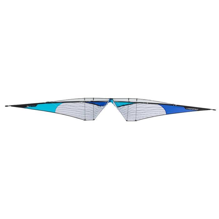 Cerf volant PILOTABLE R244 tubes carbone. - 668188