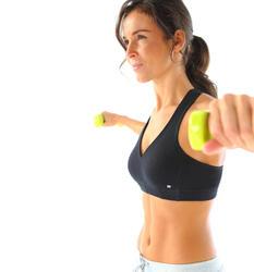 Sportbeha voor fitness Dynamic Top - 668327