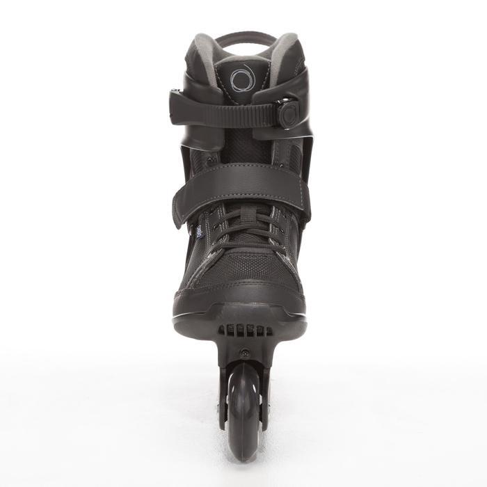 Roller fitness homme FIT 3 noir gris - 669001
