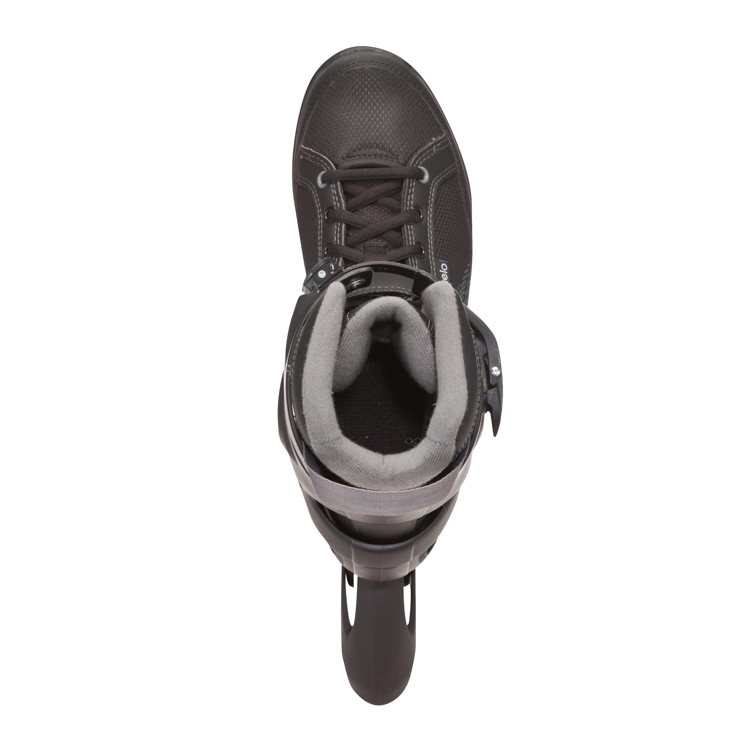 Fit 3 Men's Inline Fitness Skates - Black/Grey