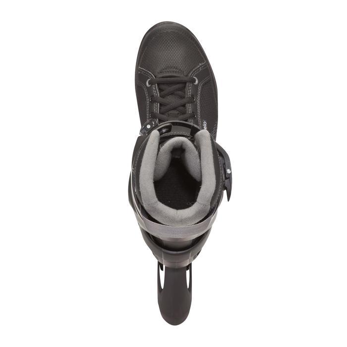 Roller fitness homme FIT 3 noir gris