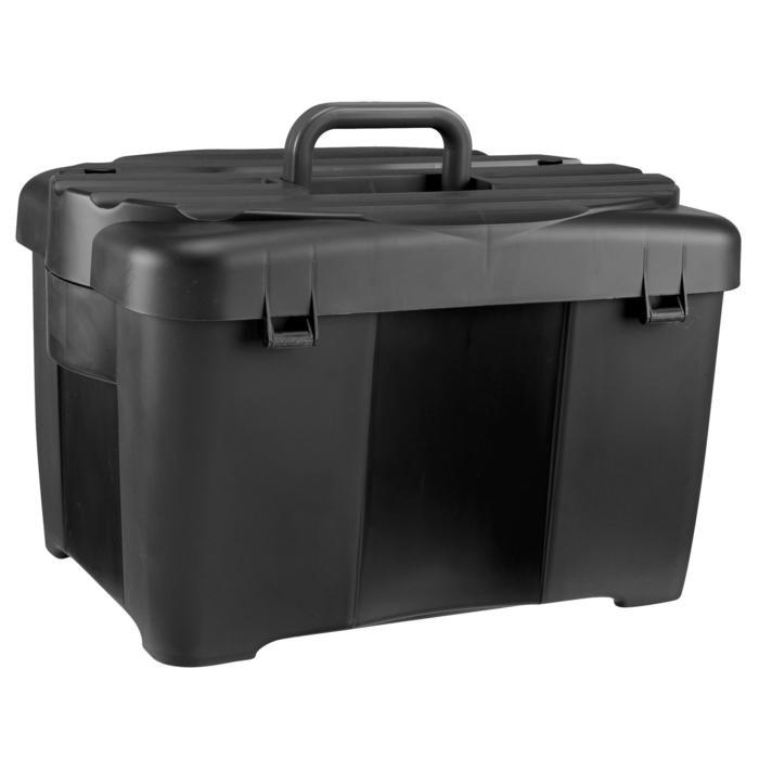 Mallette de pansage équitation GB 700 noir