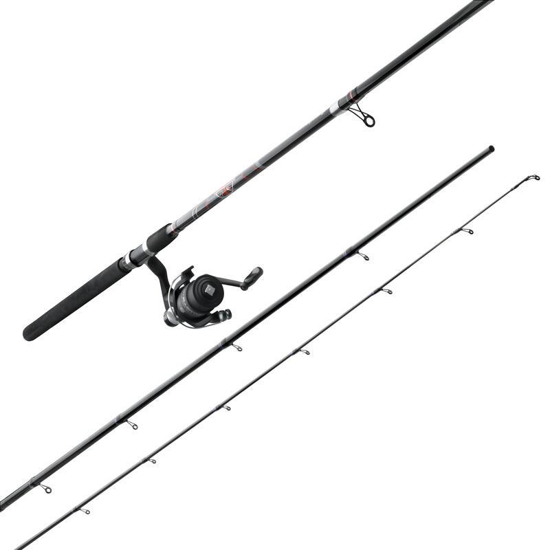 Starter Lake Fishing rods