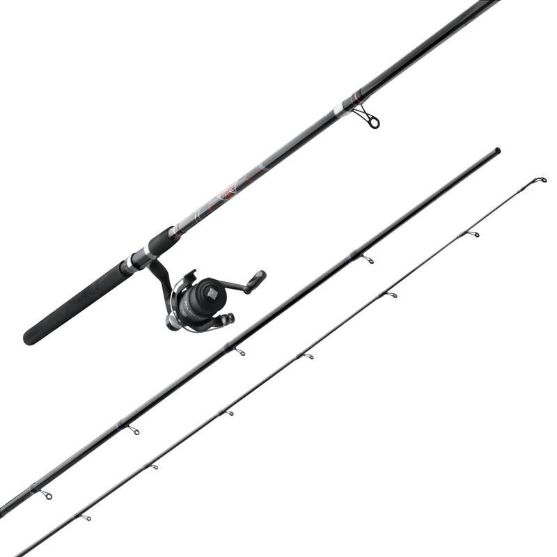 SADY, PRUTY NA ANGLICKÝ ZPŮSOB Rybolov - SADA ELLERTON 390 CAPERLAN - Rybářské vybavení