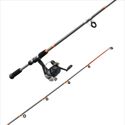 Kit para pesca fija SET ESSENTIAL NARANJA LEDGERING