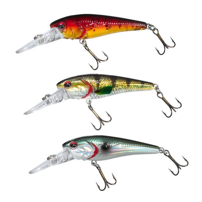 Kit Poisson nageur flottant pêche Kit BARN 50 - 669231