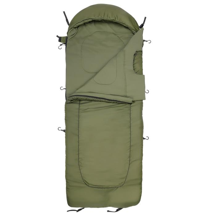 Sac de couchage pêche de la carpe KOLD SLEEPING BAG 0°C