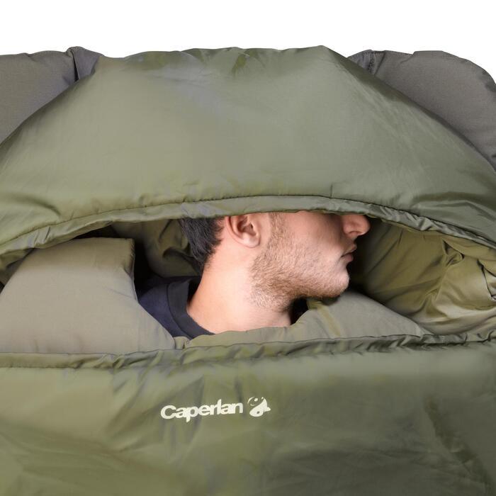 Slaapzak karpervissen 0°C