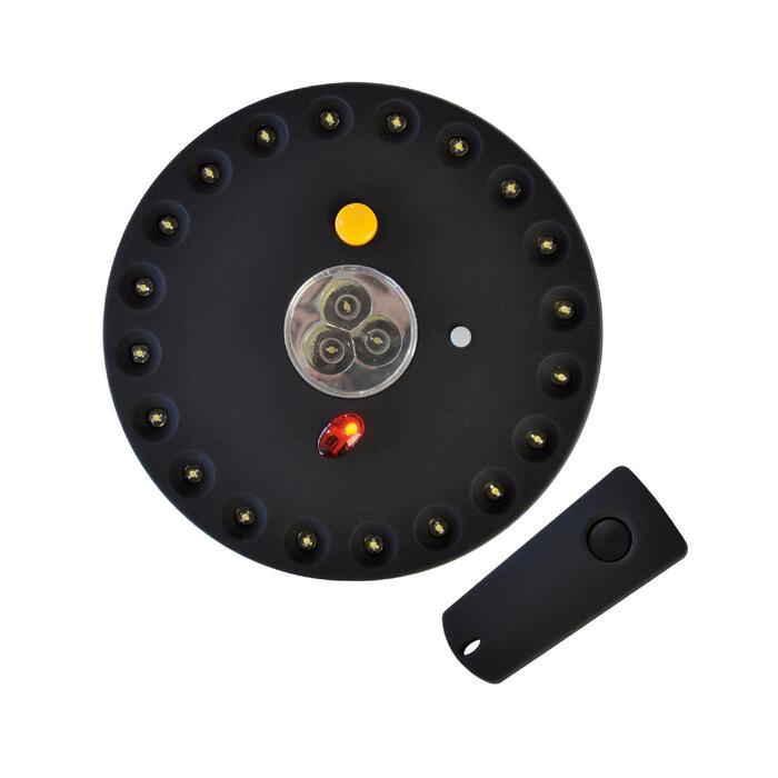 Lamp + afstandsbediening voor karpervissen - 669406