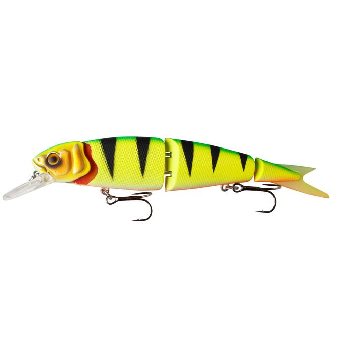 POISSONS NAGEURS PECHE 4PLAY LOWRIDER 95 FIRE TIGER - 669550