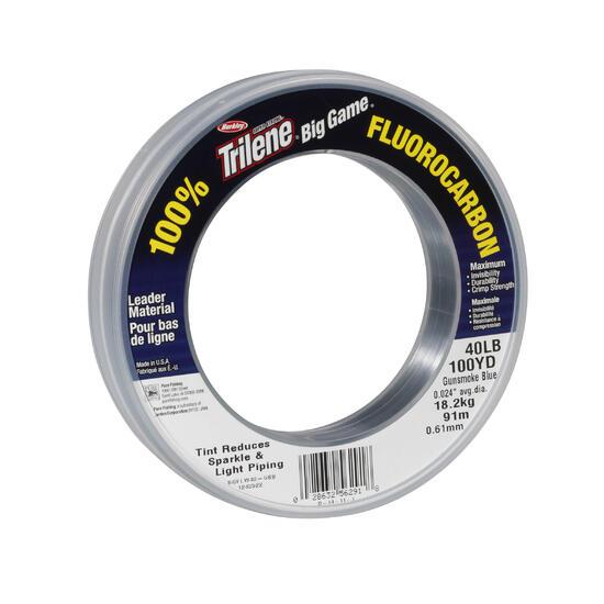 Lijnen/draden zeehengelen Big Game fluoro 30 lbs 91 m - 669637