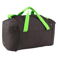kipocket bag 40 litres black and green