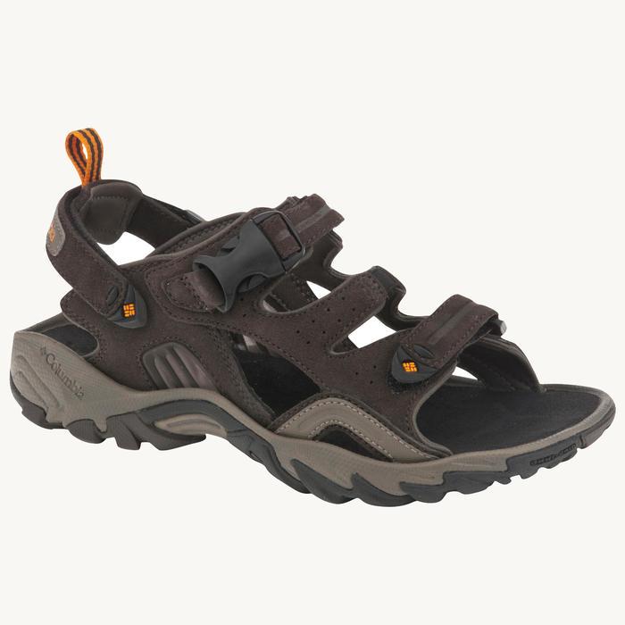 Sandales de randonnée COLUMBIA Ridge Venture cuir marron homme