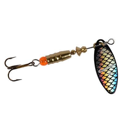Taro _DIESE_1 fishing spinner - silver/black