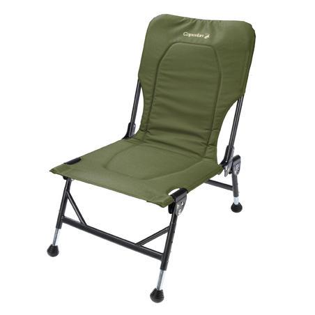 Складаний стілець для ловлі коропа