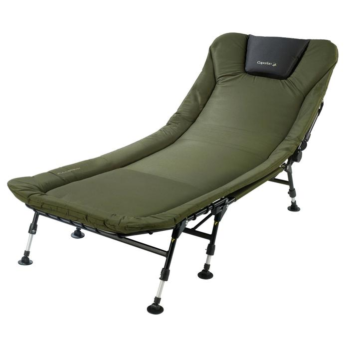 Liegestuhl Karpfenangeln Fullbreak Bedchair
