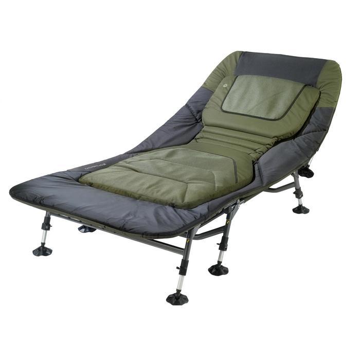 Bedchair pêche de la carpe MORPHOZ - 670569