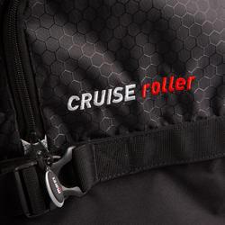 Duiktas Cruise Roller 128 l voor diepzeeduikers zwart - 670954