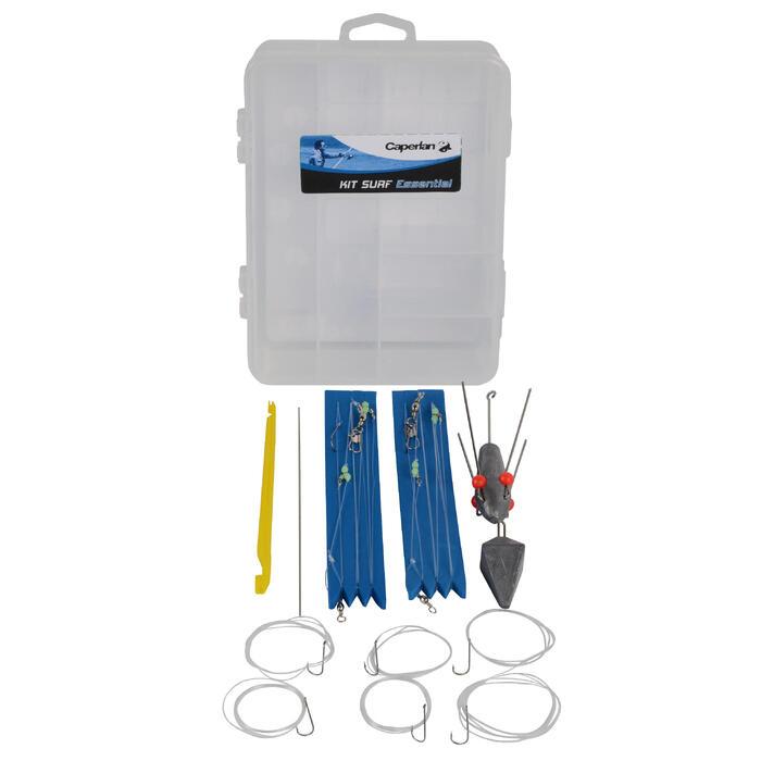 Accessoires de pêche en surfcasting KIT SURF ESSENTIEL - 671416