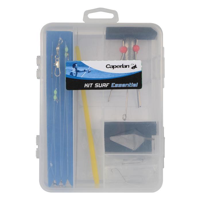 Accessoires de pêche en surfcasting KIT SURF ESSENTIEL - 671417