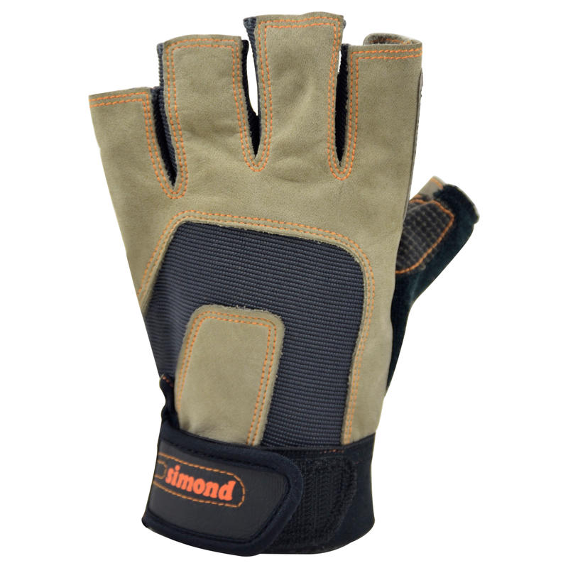 Fingerless Gloves Simond for Via Ferrata