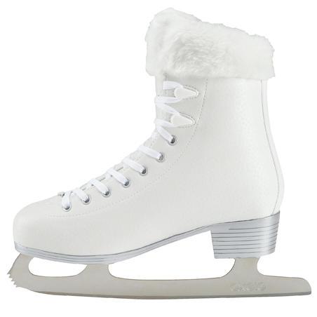 """Sieviešu slidas """"500"""", baltas"""