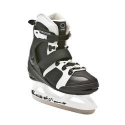 Fit 3 Men's Ice Skates - Black/White