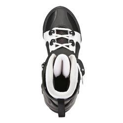 Herenschaatsen Fit 3 zwart/wit - 671779