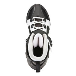 Fit 3 Ice Skates - Black/White