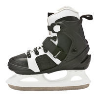 Fit 3 Men's Ice Skates - Black/White